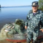 Инспекторы против браконьеров  на севере региона.